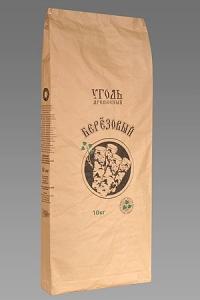 Мешки бумажные: открытый мешок 10 кг.